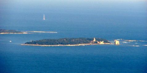 Découverte de l'Estérel L'Ile saint Honorat