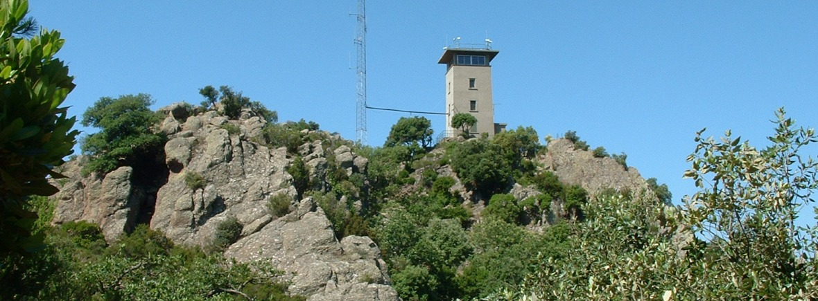 Découverte de l'Estérel Le Mont Vinaigre