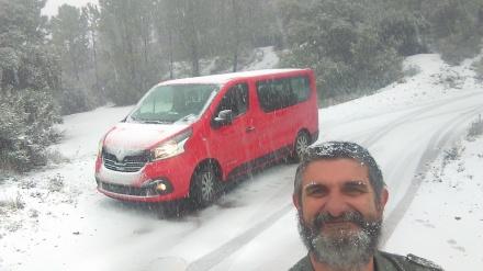 26:02:2018 L'Estérel sous la neige12