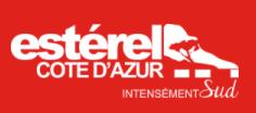 Logo Estérel Côte d'Azur